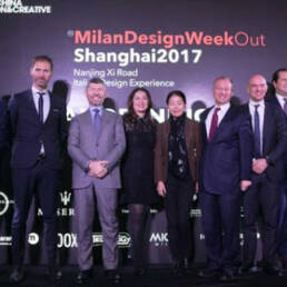 milan design week shanghai 2017