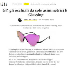 occhiali glassing gp giulio masciocchi